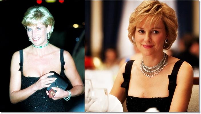 Naomi-Watts-Diana-black-dress-emeralds