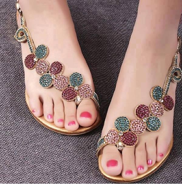 Stylish-Bridal-Flat-Shoes-Collection-2013-5