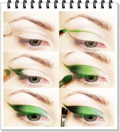 Beauty in Green