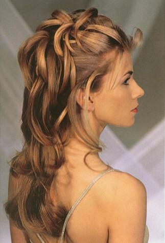 tropical wedding hairstyles