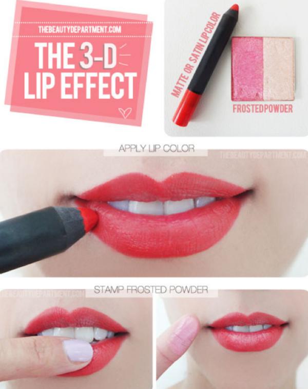 3d-lips