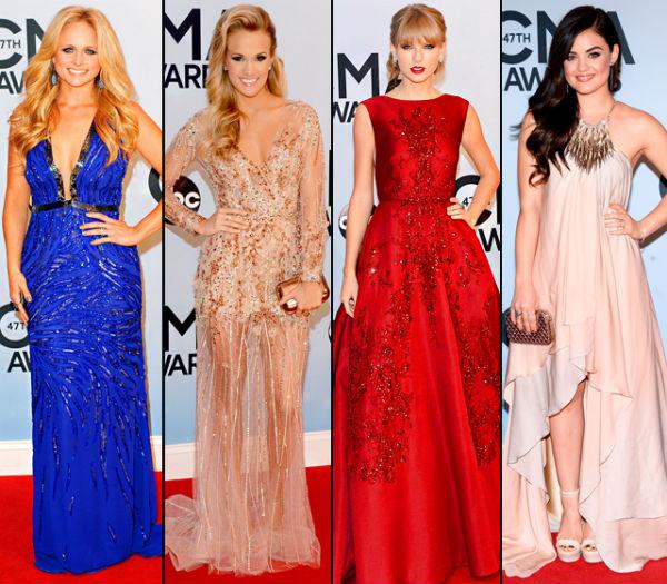 CMA Awards 2013 Red Carpet Photos