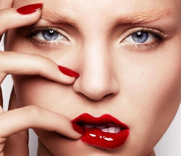 Lips Glossy