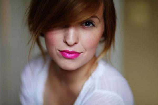 Pink Lipstick 2