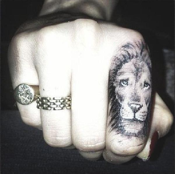 Leo tattoo design (11)