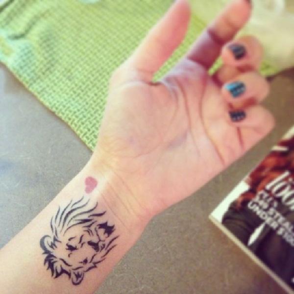 Leo tattoo design (14)