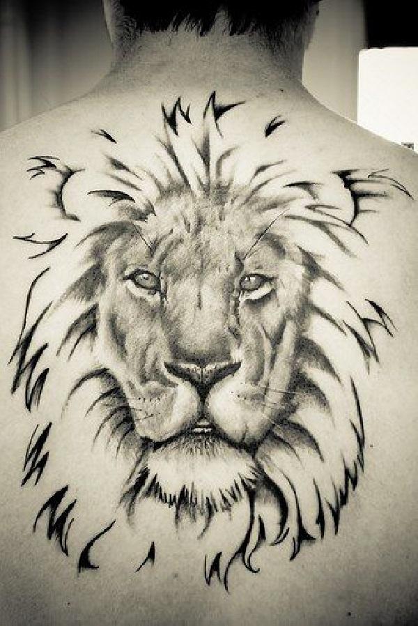 Leo tattoo design (15)