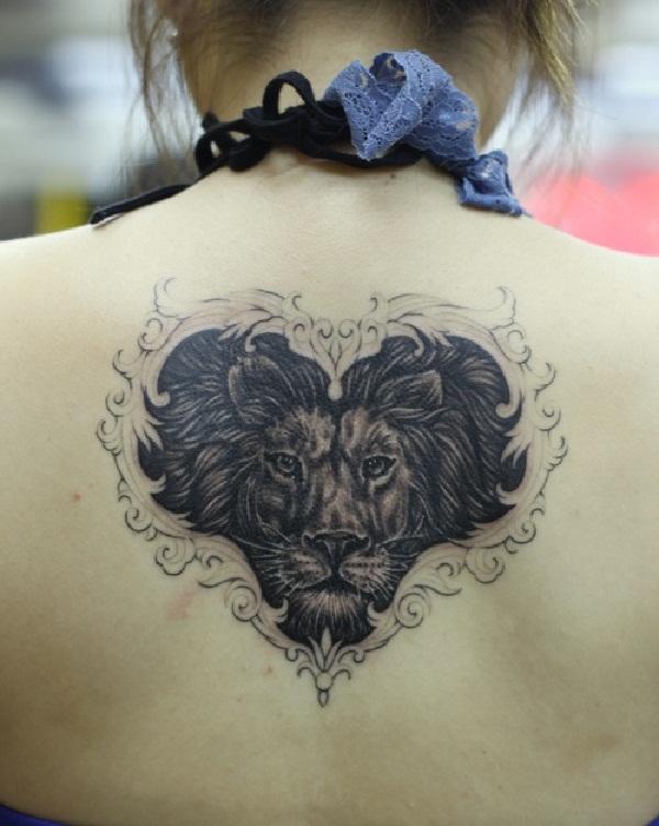 Leo tattoo design (21)