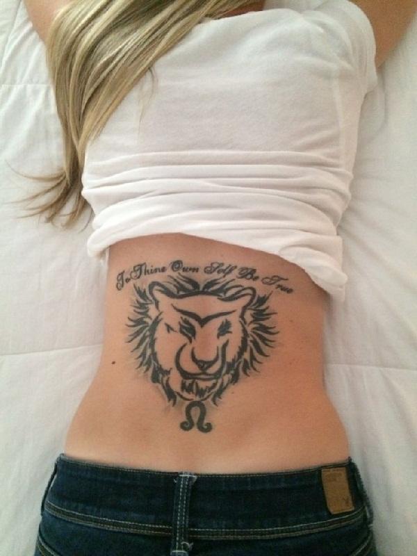 Leo tattoo design (26)