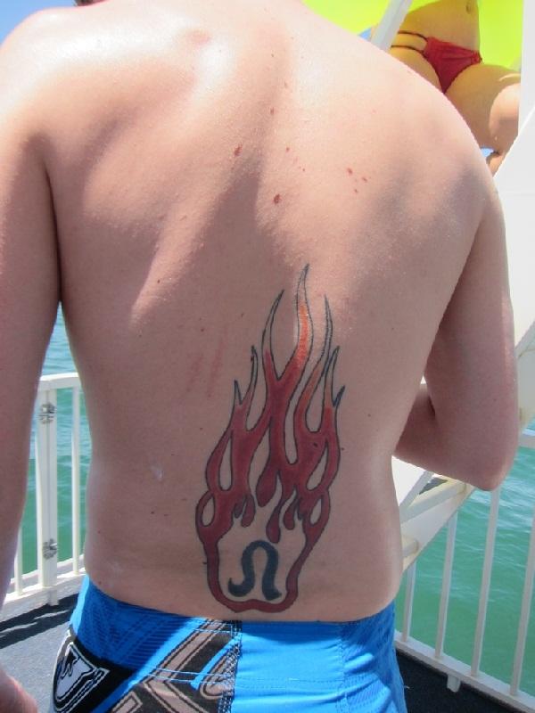 Leo tattoo design (30)