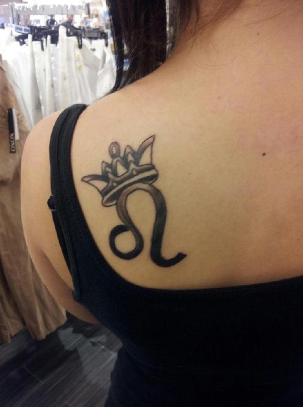 Leo tattoo design (8)