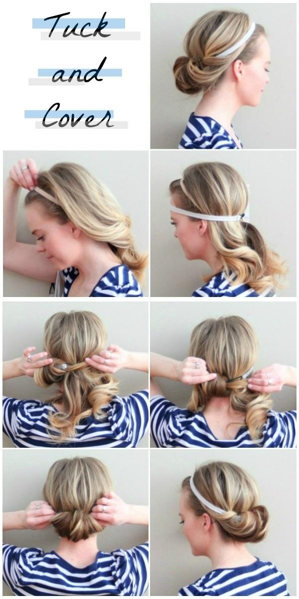 Easy-Go-Lazy-Girl-Hair-Style-4