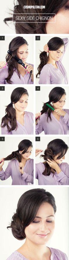 Easy-Go-Lazy-Girl-Hair-Style-5