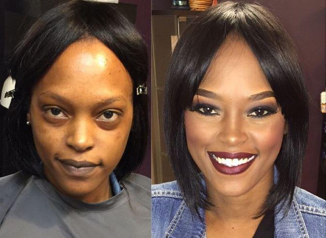 make up 10